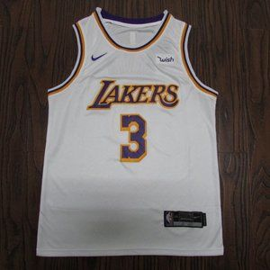 NEW Nike Los Angeles Lakers Anthony Davis Jersey 3
